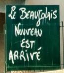 beaujolais, nouveau